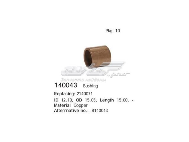 Втулка стартера CARGO 140043