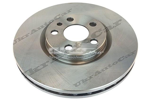 диск тормозной передний  VCBD1325772080