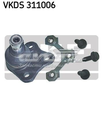 шаровая опора нижняя левая  VKDS311006