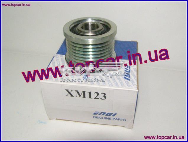 шкив генератора  XM123