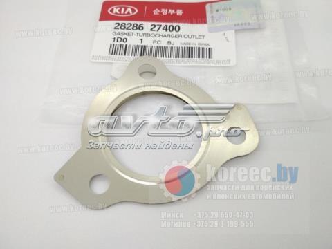 2828627400 Hyundai/Kia прокладка турбокомпрессора
