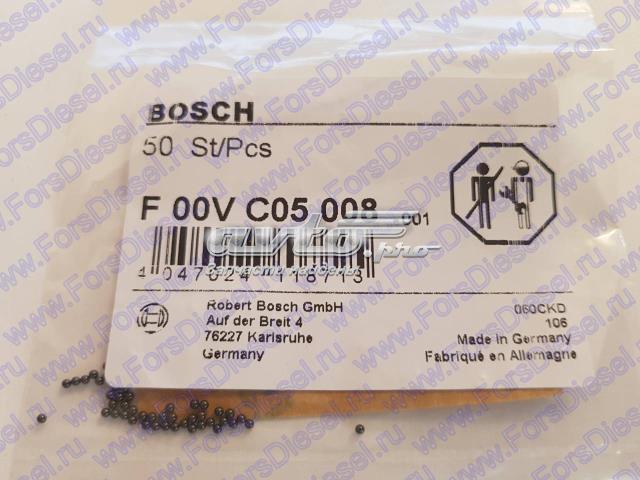 Ремкомплект форсунки BOSCH F00VC05008