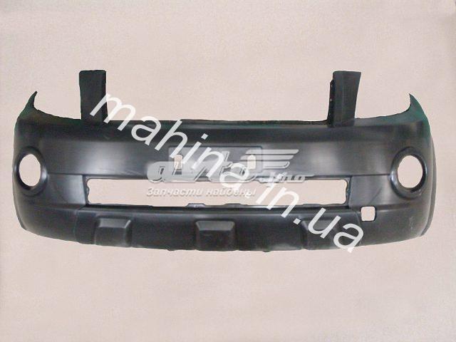 Передний бампер на Great Wall Hover M2   - Купить бампер Грей Вол Ховер М2 на Avto.pro