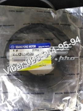 4432634000 Ssang Yong тарелка передней пружины верхняя металлическая