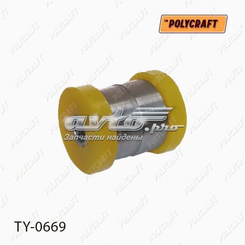 сайлентблок переднего верхнего рычага  TY0669