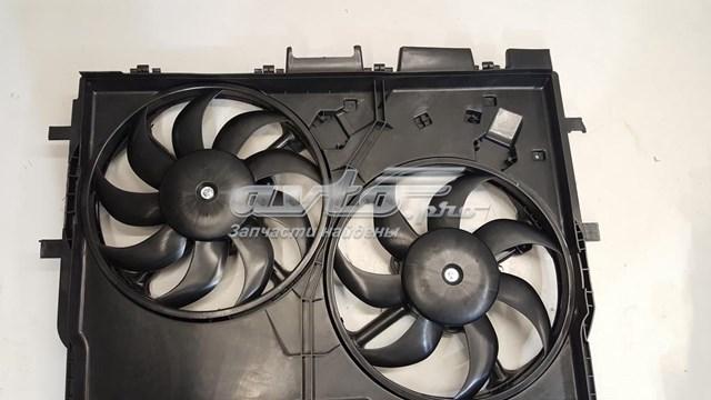 електровентилятор охолодження в зборі (двигун + крильчатка)  STPG102010