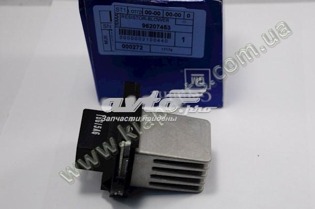 Фото: Резистор (опір) пічки, обігрівача салону Chevrolet Tacuma