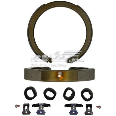 колодки ручника (стояночного тормоза)  Z781