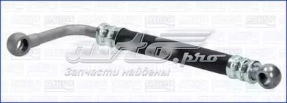 Трубка (шланг) масляного радиатора, от фильтра к блоку