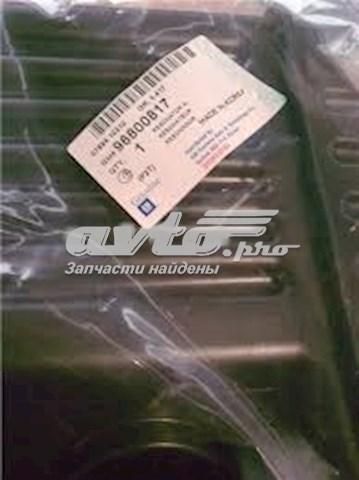 Фото: Резонатор повітряного фільтра Chevrolet Aveo