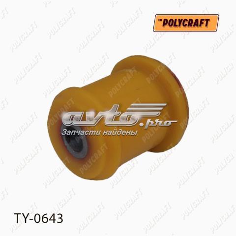 сайлентблок переднего верхнего рычага  TY0643