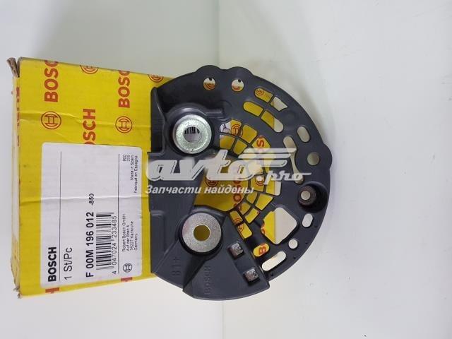 Крышка генератора задняя BOSCH F00M196012