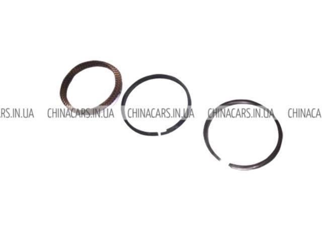 Фото: Кільця поршневі на 1 циліндр, 2-й ремонт (+0,50) Chery Amulet