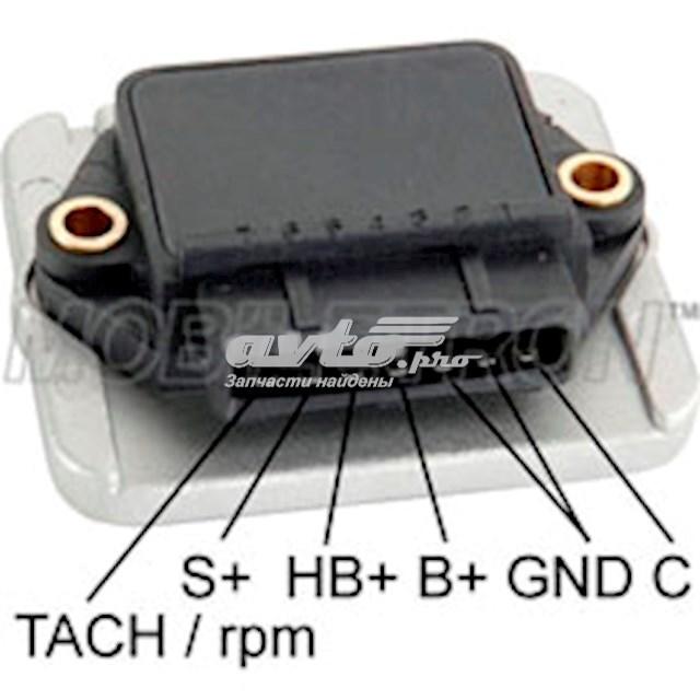 Фото: Модуль зажигания (коммутатор) Audi 80