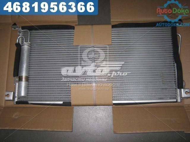радиатор кондиционера  TP1594748
