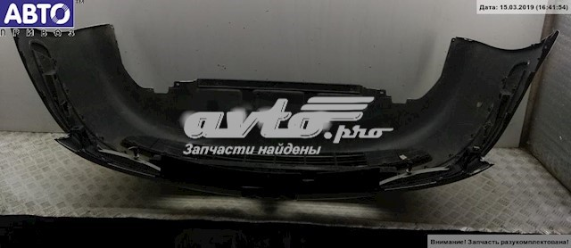 Передний бампер на Peugeot 807  E - Купить бампер Пежо 807 на Авто.про
