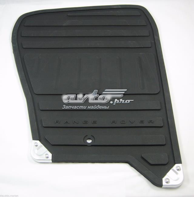 коврики передние + задние, комплект  VPLAS0198