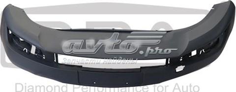 Передний бампер на Skoda SuperB  3T5 - Купить бампер Шкода Суперб на Avto.pro