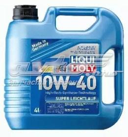 Ликвид Молли масло моторное полусинтетическое 9504