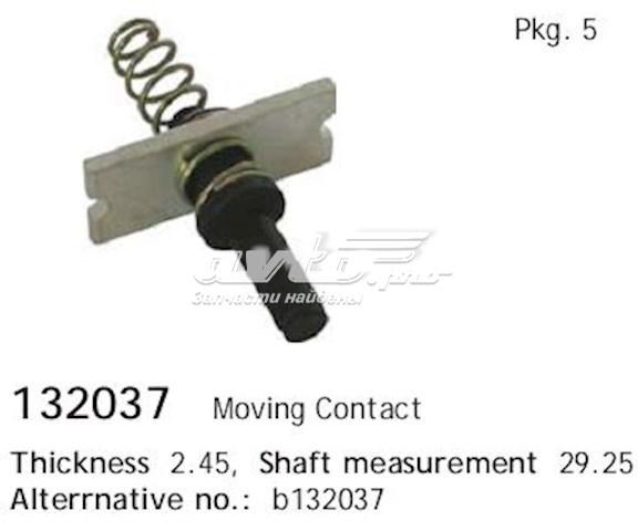 Ремкомплект втягивающего реле стартера CARGO 132037