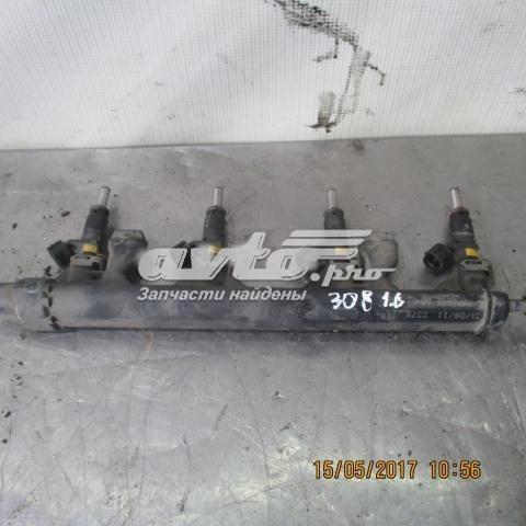 Фото: Розподільник палива Citroen C4