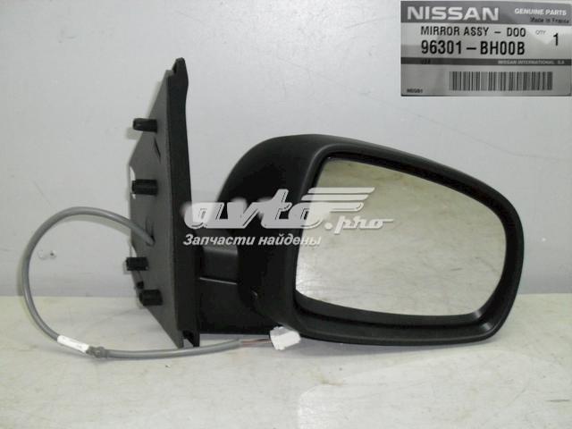 nissan-note моторчик для бокового зеркала