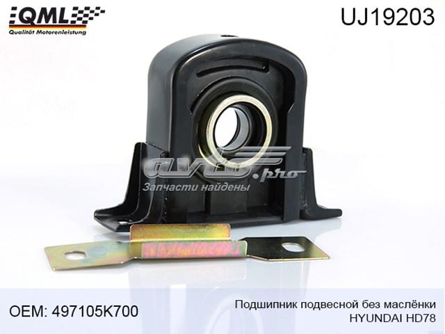 подвесной подшипник карданного вала  UJ19203