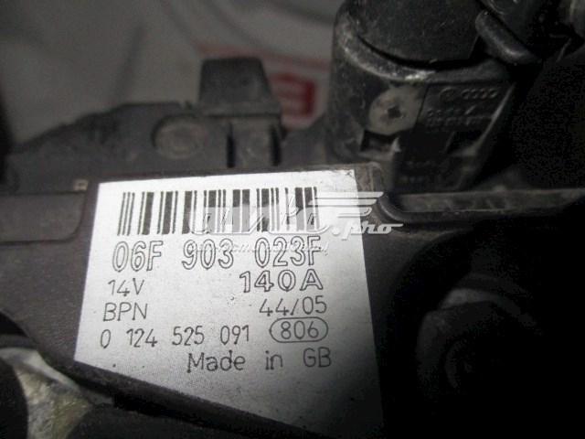 Фото: Генератор Audi A3