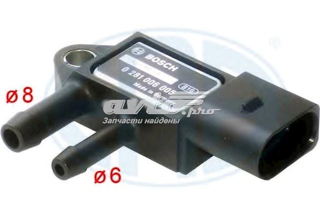 Фото: Датчик тиску вихлопних газів Audi Q7