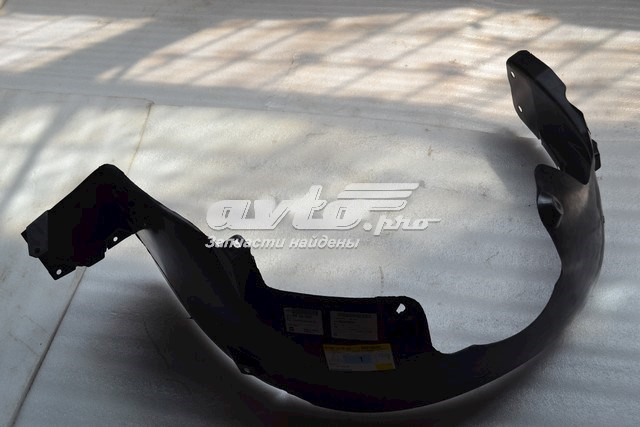 Фото: Подкрылок крыла переднего левый Chevrolet Evanda