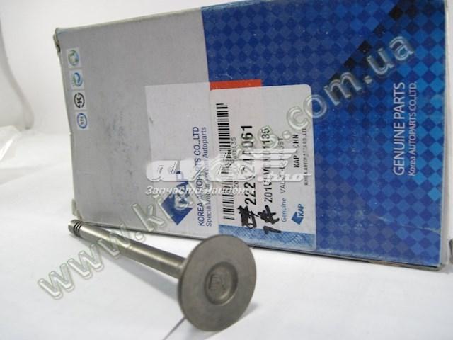 клапан выпускной  Z01VLVCN01135