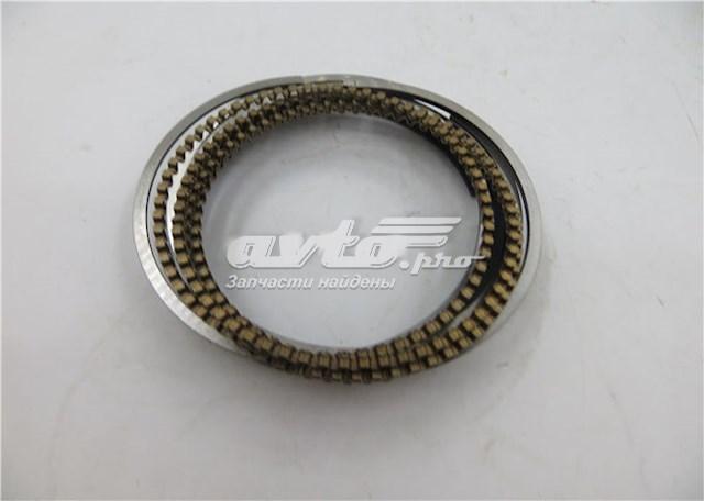 кольца поршневые комплект на мотор, std.  ZTG033