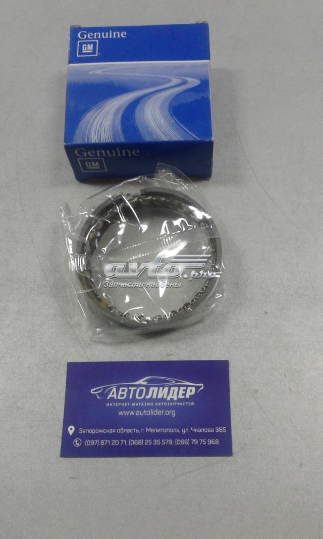 Фото: Кільця поршневі комплект на мотор, STD. Daewoo Espero