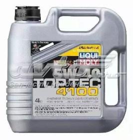 Ликвид Молли масло моторное 5w-40 2195