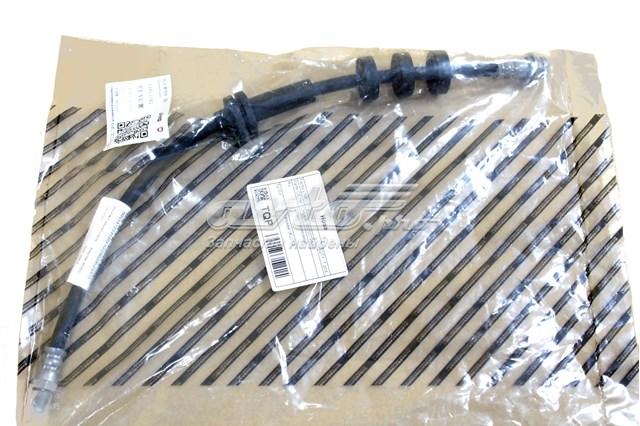 шланг тормозной передний  TQ55057
