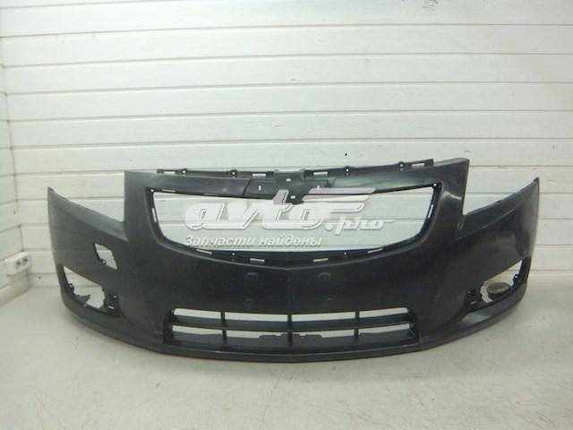 Фото: Бампер передний Chevrolet Cruze