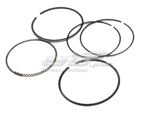 кольца поршневые на 1 цилиндр, 4-й ремонт (+1,00)  R45270100MM