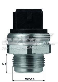 датчик температуры охлаждающей жидкости (включения вентилятора радиатора)  TSW51D