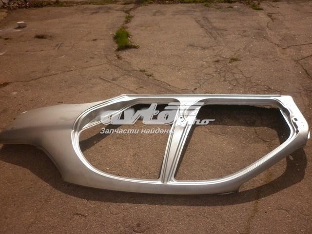 Фото: Боковина кузова левая Daewoo Sens