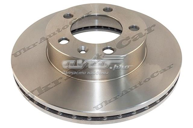 диск тормозной передний  VCBD129