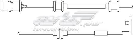 датчик износа тормозных колодок передний  WS0194