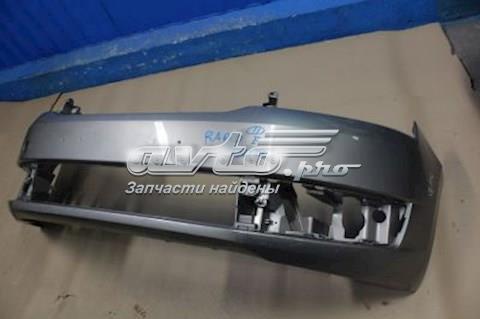Передний бампер на Skoda Rapid  NH - Купить бампер Шкода Рапид на Avto.pro