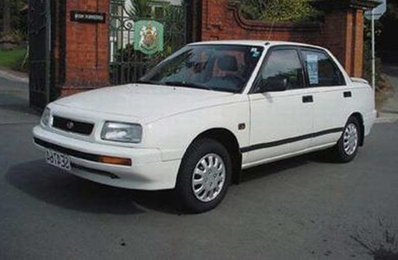 Daihatsu  Applause  (Дайхатсу  Апплауз)  (1989 –  1998)