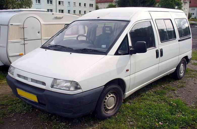 фиат скудо 1996 фото