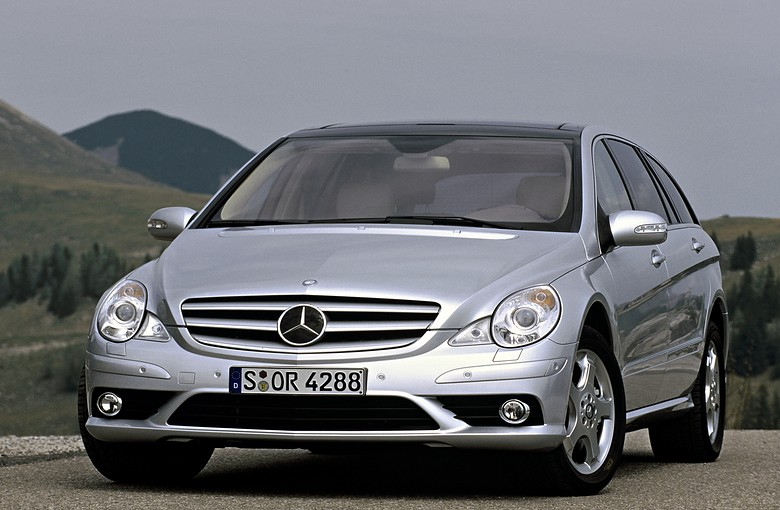 Mercedes  R-Class  (Мерседес-бенц  Р)  (2006 –  2017)