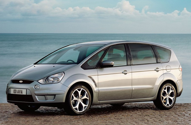 Ford  S-Max  (Форд  С-Макс)  (2006 –  2017)