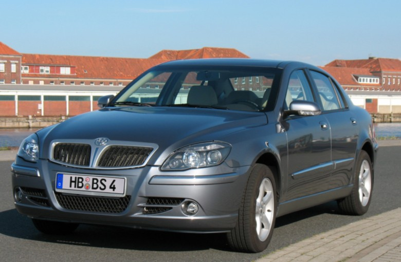 Brilliance  M2  (Бриллианс  М2)  (2006 –  2017)