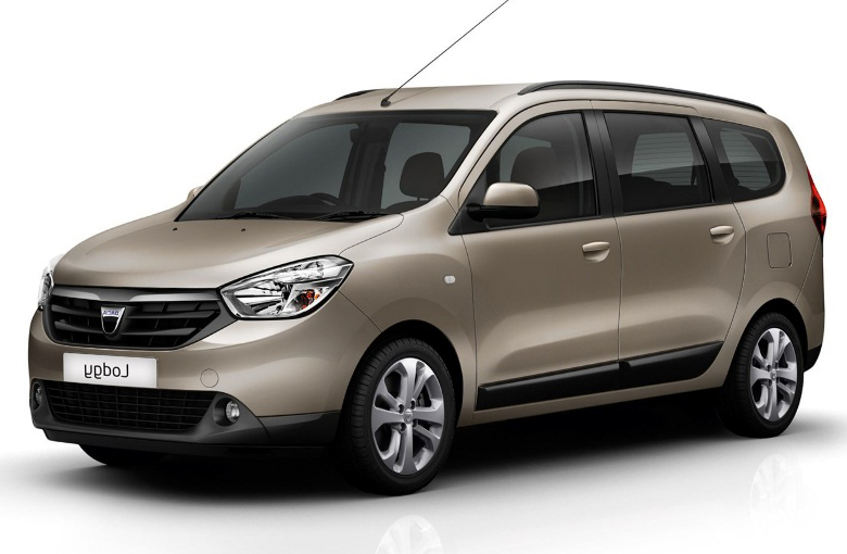 Dacia  Lodgy  (Дачия  ЛОДЖИ)  (2012 –  2017)