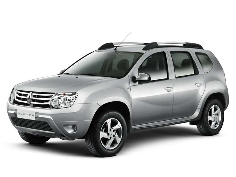 Renault  Duster  (Рено  Дастер)  (2010 –  2017)