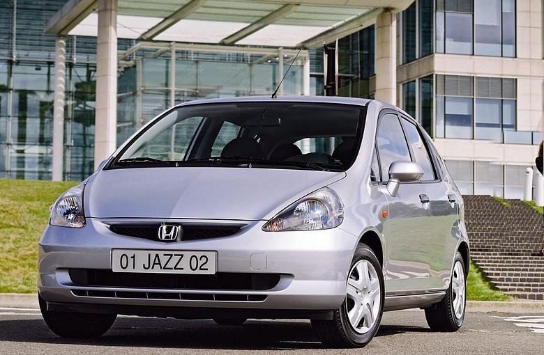 бампер передний в сборе на Honda Jazz 2006